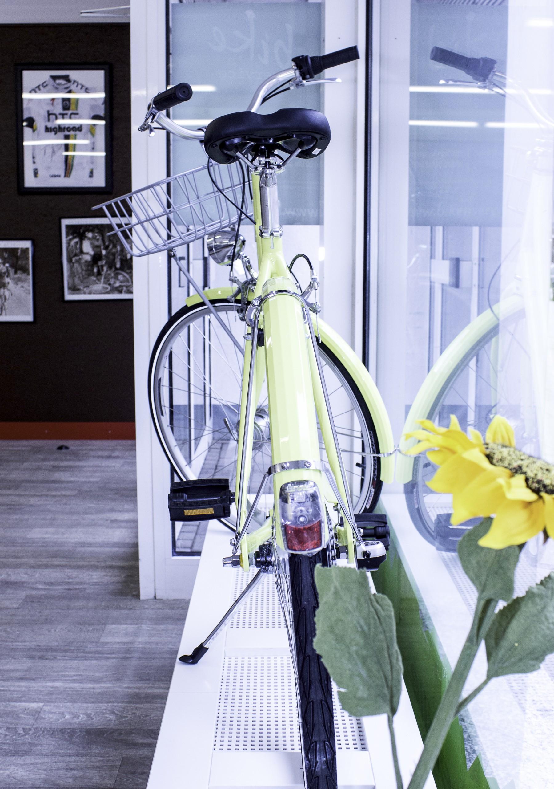 BLACKBIRD Ind. Bochum - Bike