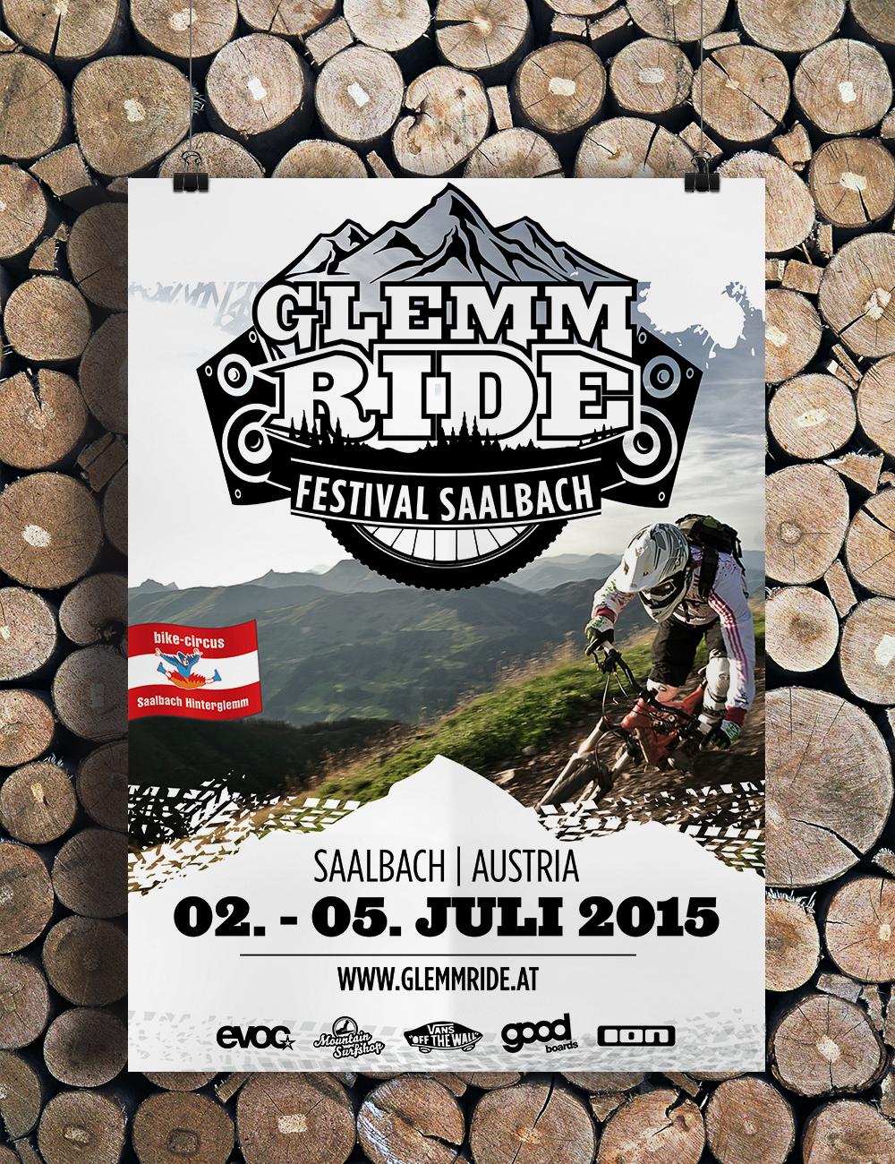 BLACKBIRD Ind. Bochum - Glemmride Festival Saalbach