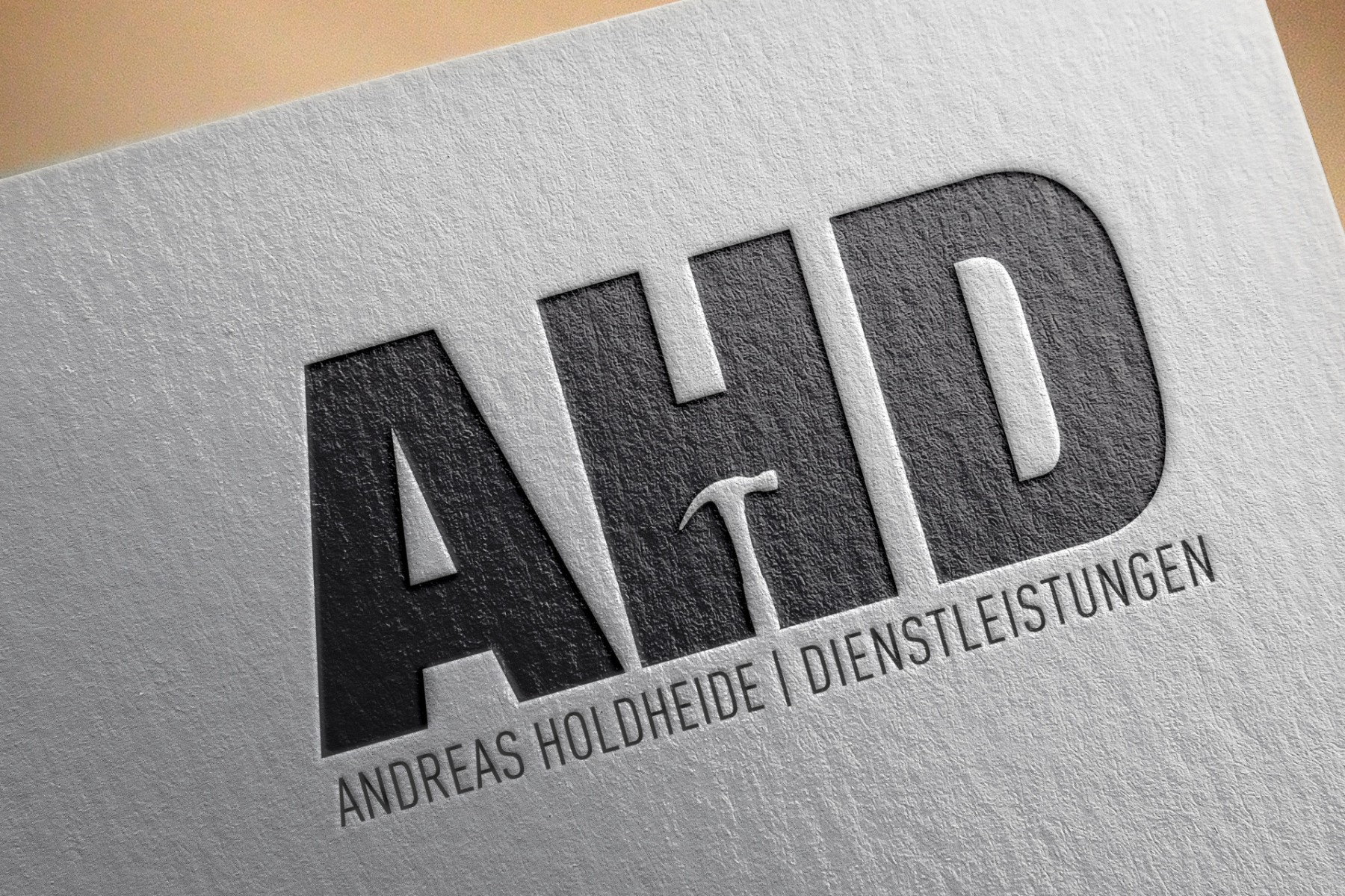 LACKBIRD Ind. Bochum - AHD Logo
