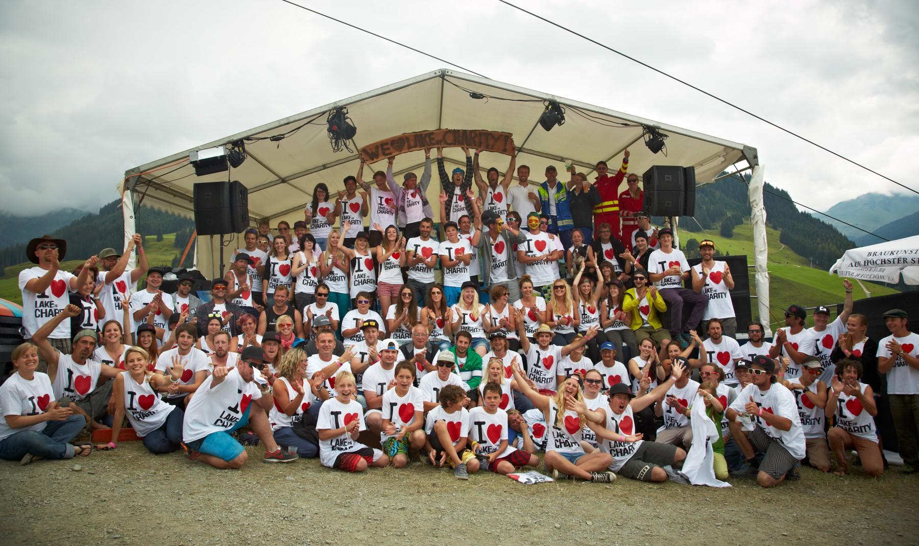 BLACKBIRD Ind. Bochum - Lake of Charity 18 Crew