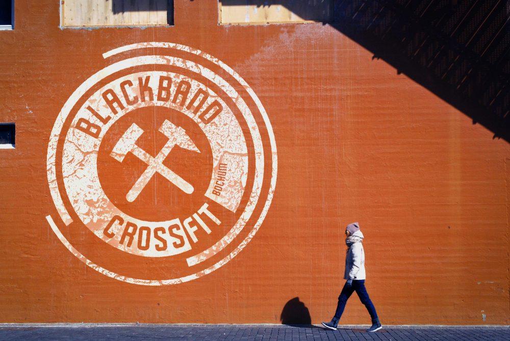 BLACKBIRD Ind. Bochum - Blackband Crossfit