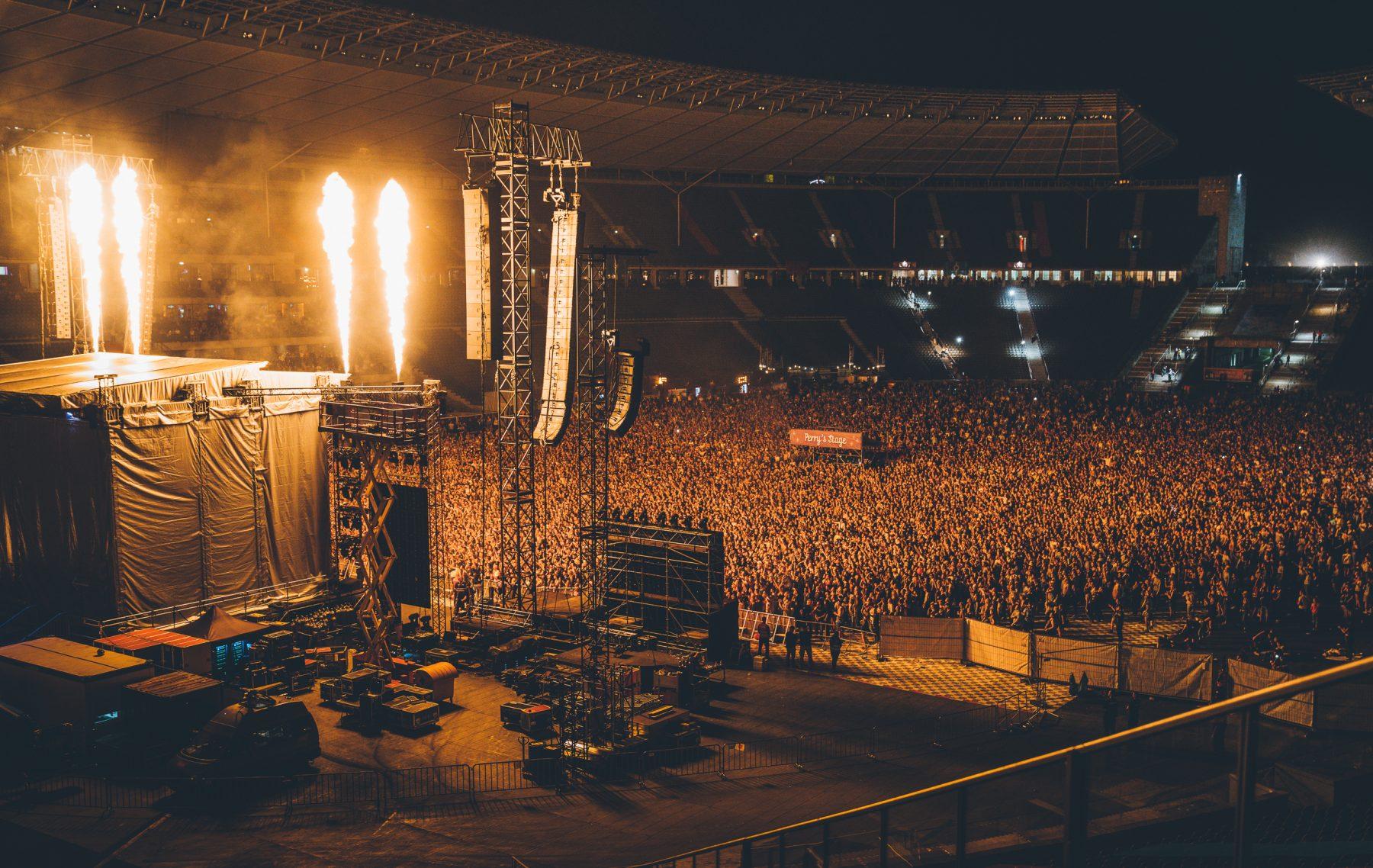 BLACKBIRD Ind. Bochum - Rockstar Energy, Lollapalooza Festival